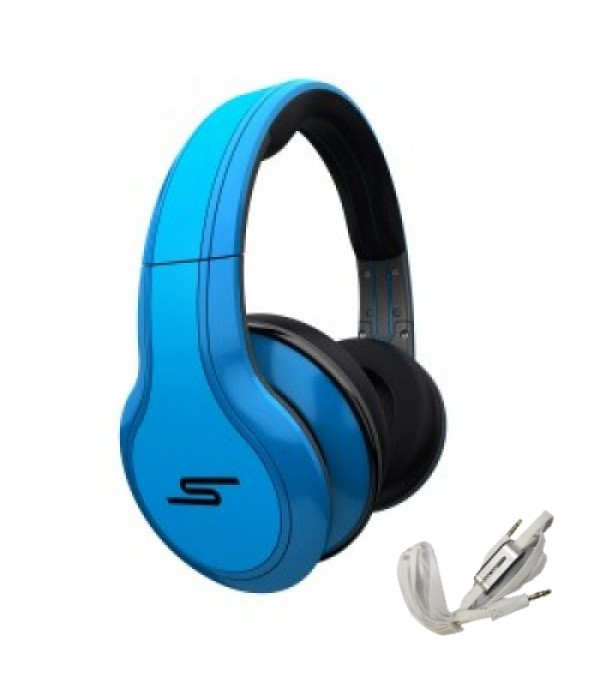 Single pin wired SMS audio Headphones STREET by 50 Cent Over-Ear Headphones