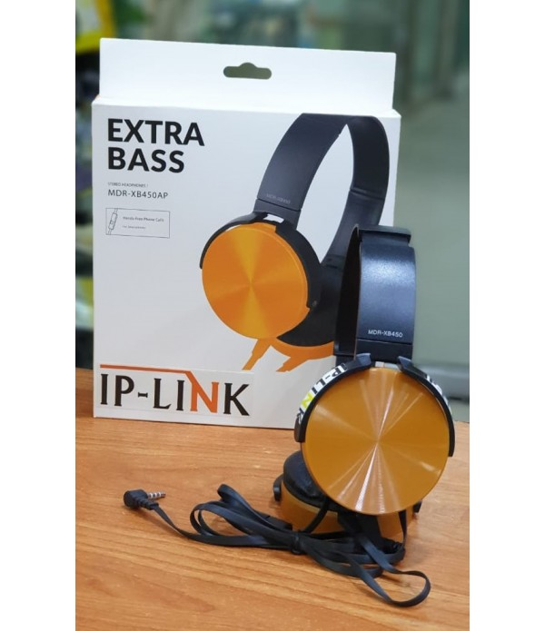 Extra Bass Stereo Headphones for iplink Mdr-Xb450a...